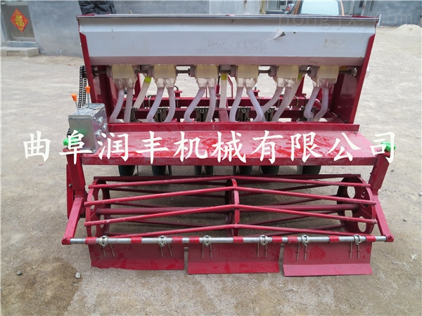 黑龙江玉米播种机 6行玉米播种机价格