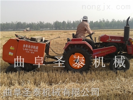 zui新打捆机 小麦捡拾打捆机多少钱