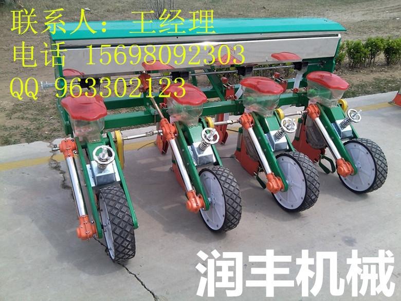 大型大豆播種機