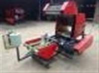 供应庆阳市青储打捆包膜机 秸秆打捆包膜机图片