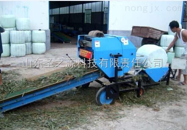 農業設備玉米秸稈打捆機自動打捆機玉米收割打捆機質量哪家好