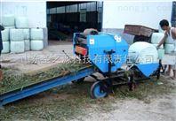 农业设备玉米秸秆青贮打包机