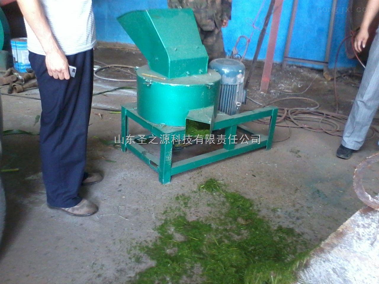 农业设备青饲料切碎机青草打浆机牧草机