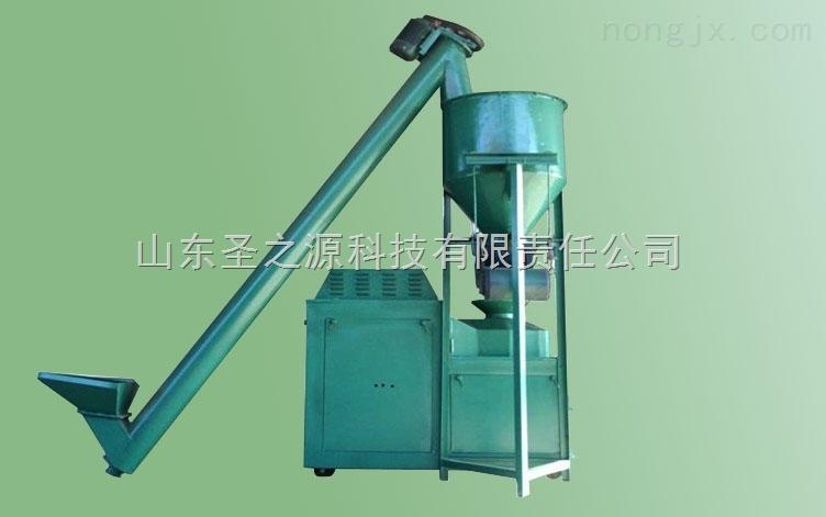 农业设备山东圣之源木粉颗粒机木粉制粒机木屑制粒机