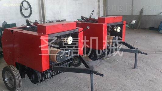 齐全-安徽小型秸秆打捆机型号 自动捡拾打捆机批发商