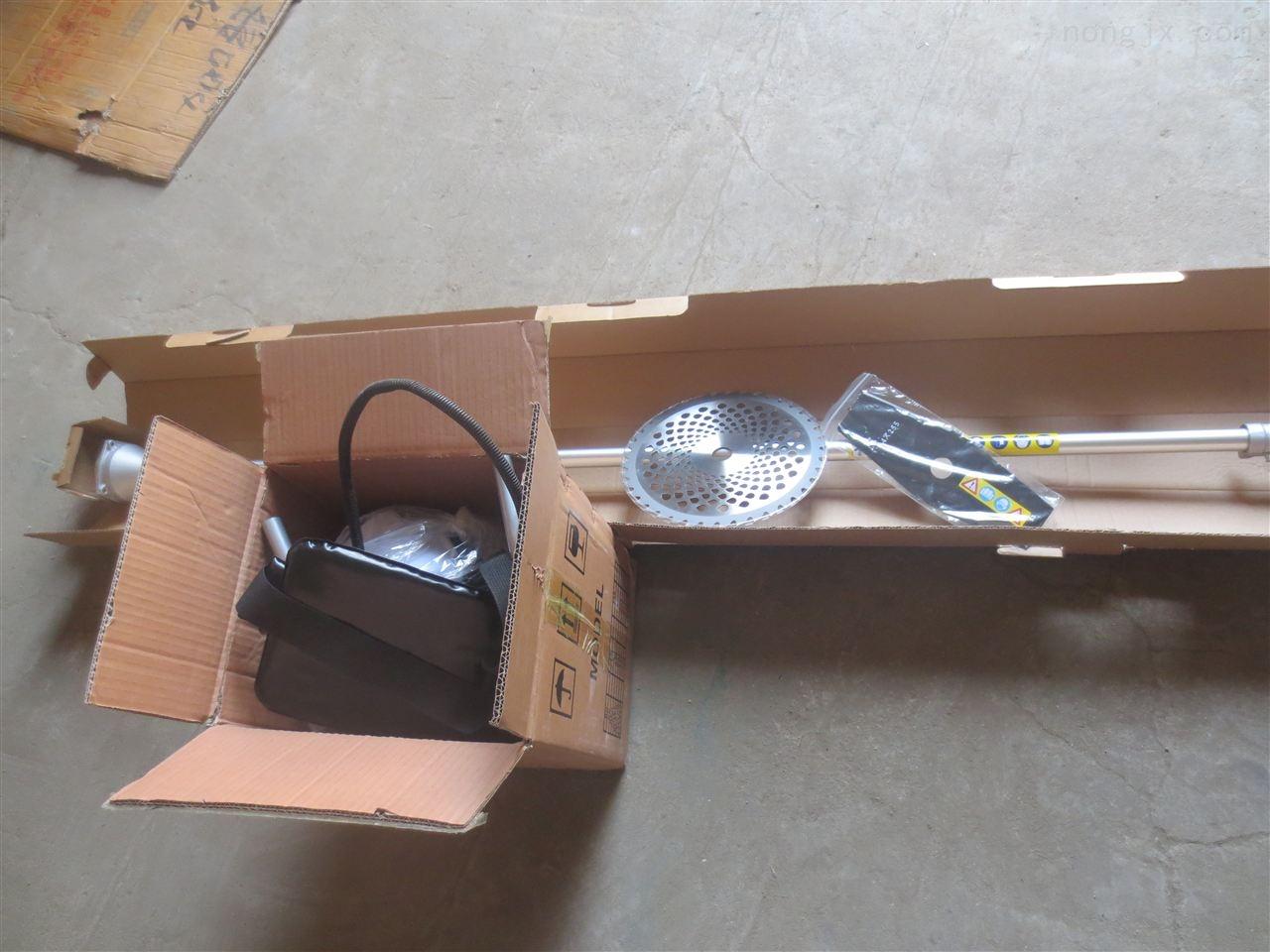 100-侧挂割草机 割灌机草坪机打草机小型割稻机