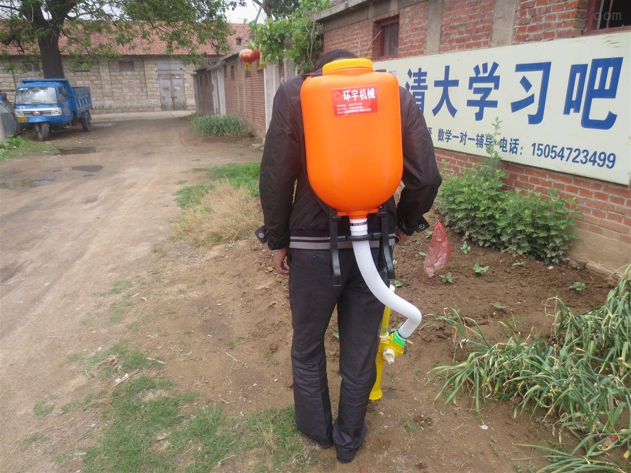 小型施肥機有機肥施肥機葡萄施肥茶園施肥機果園施肥機