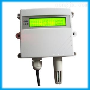 显示型温湿度传感器
