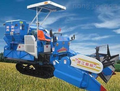 奇瑞谷王4LZ-4.0H 水稻联合收割机