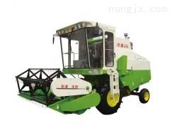 花溪牌4LZ-2四轮驱动水稻联合收割机