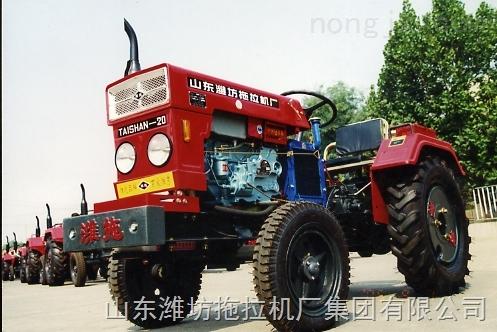 ts260 潍坊拖拉机厂26马力皮带小四轮拖拉机 ts260