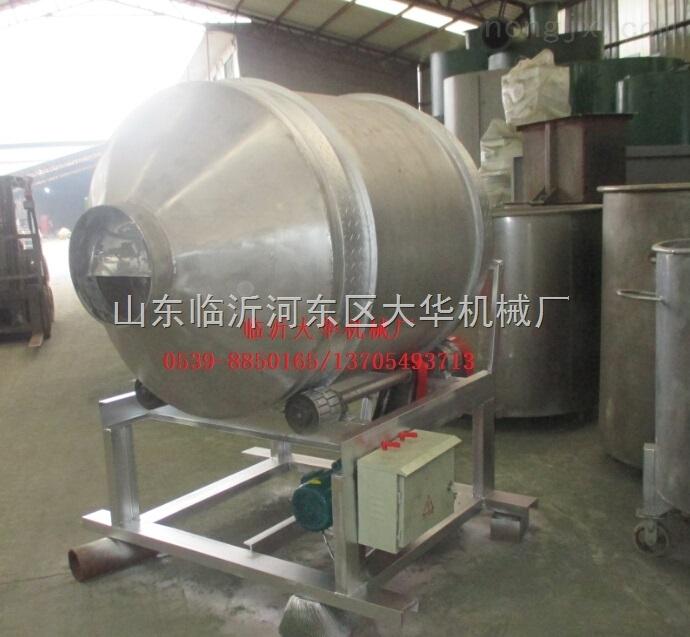 不锈钢大型滚筒式肥料种子包衣机