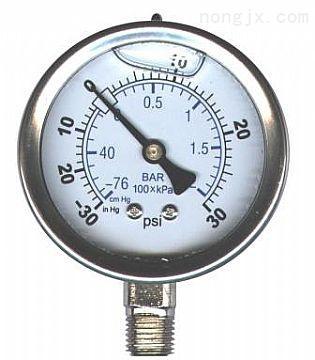 供应耐震压力表阻尼油批发-业内L先 优异的缓冲防震性能