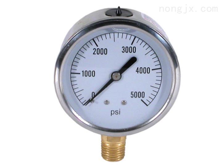 【厂家直供】优质耐震压力表价格信息 泉君仪表