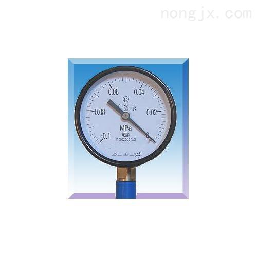 [促销] 真空压力表(Z-50/Z60/Z100/Z150)