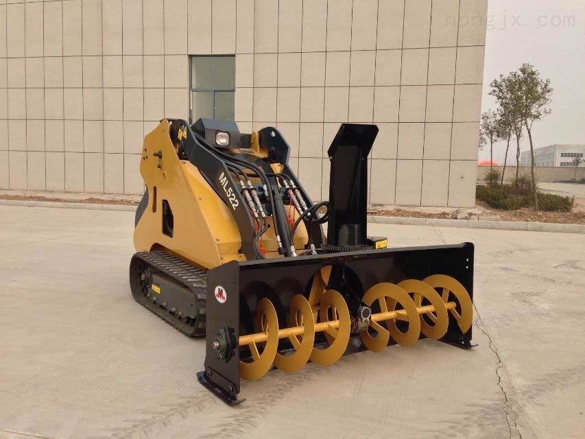 ML522W/T-山东多功能迷你滑移装载机