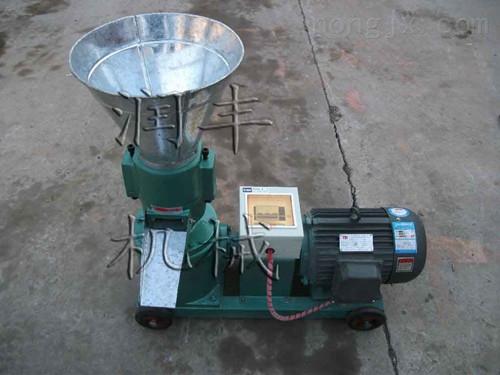 RF-KLJ-有机肥料颗粒机的操作方式