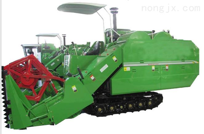 新苹果彩票小型玉米联合收割机节能型玉米收割机生产厂家直销