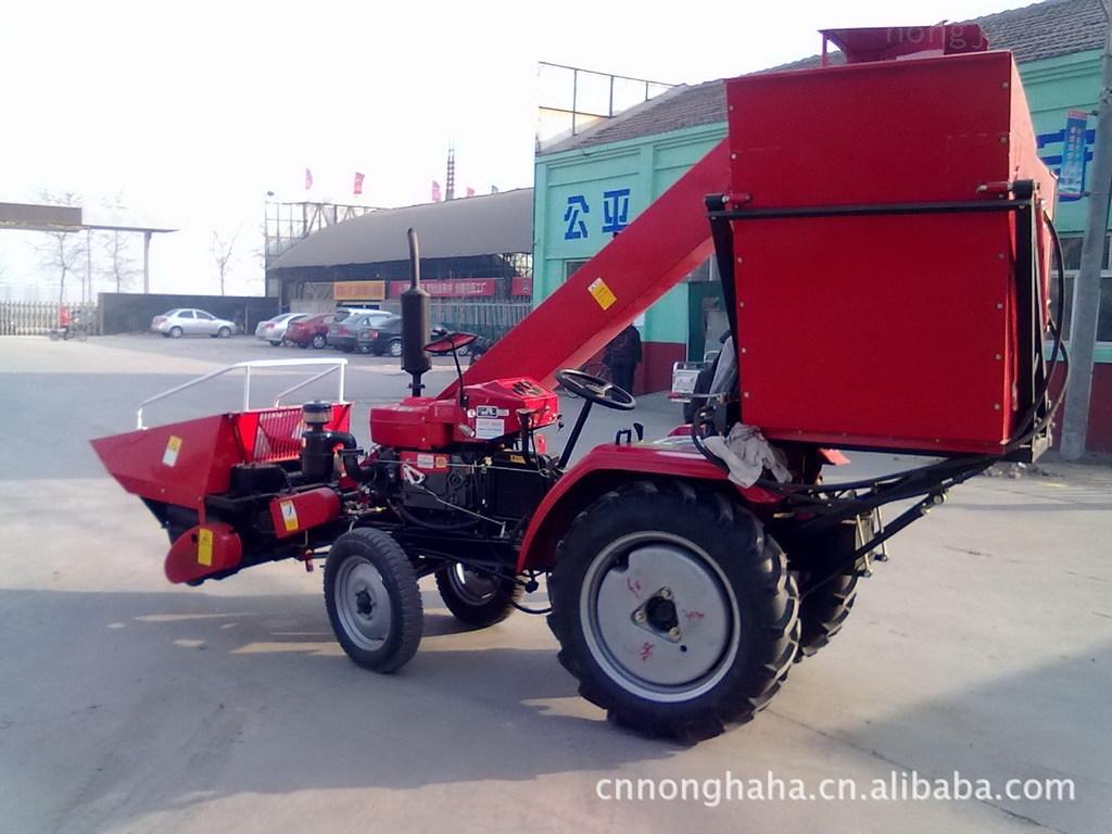 4YB-2-河南泰盾供应4YB-2小型玉米收割机 背负式玉米收割机
