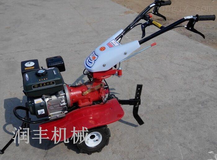 田園管理機,紅薯開溝培土機