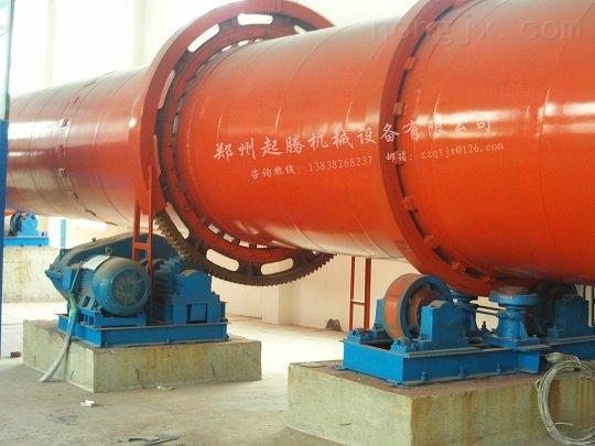 复合肥生产线 滚筒式烘干机新闻流程