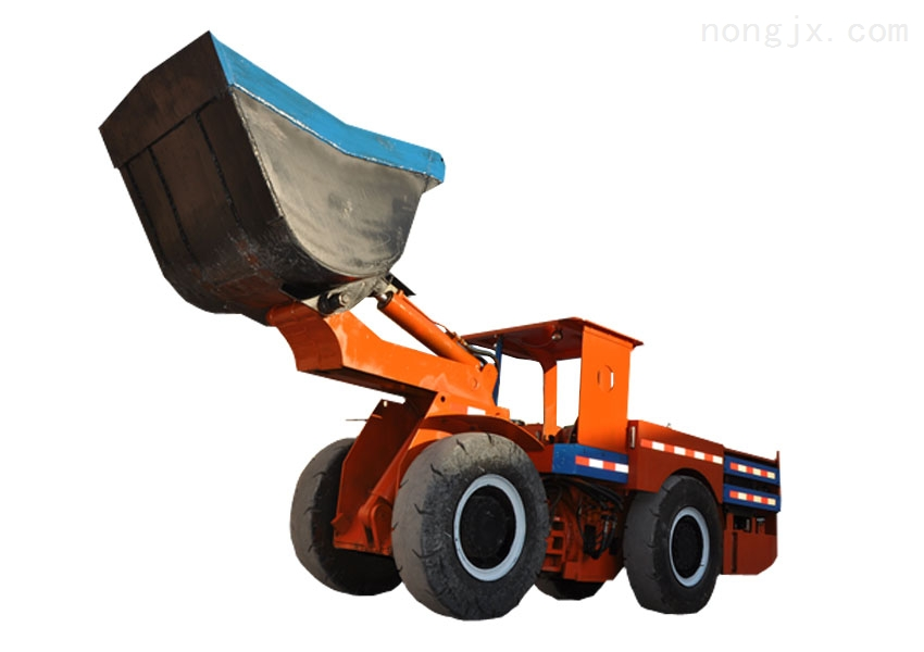 地下铲运机