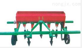 中耕播種施肥機,撒播機