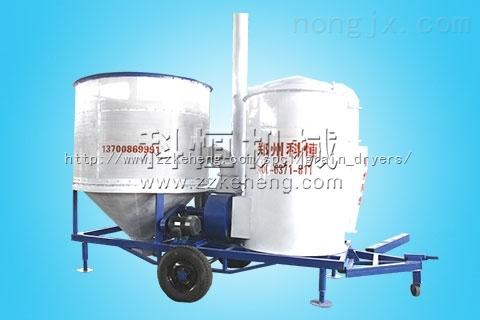 5khgd-4m-小型移動式玉米烘干機生產廠家