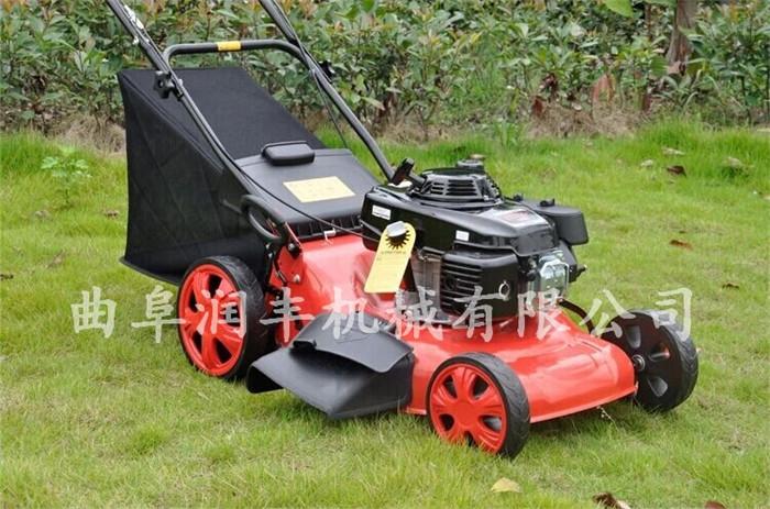 手推草坪修剪機 電動草坪機價格