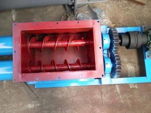 螺旋输送机双管螺旋输送机-沧州英杰机械生产