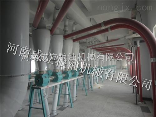 作为一个国家基础产业的小麦面粉加工机械产业