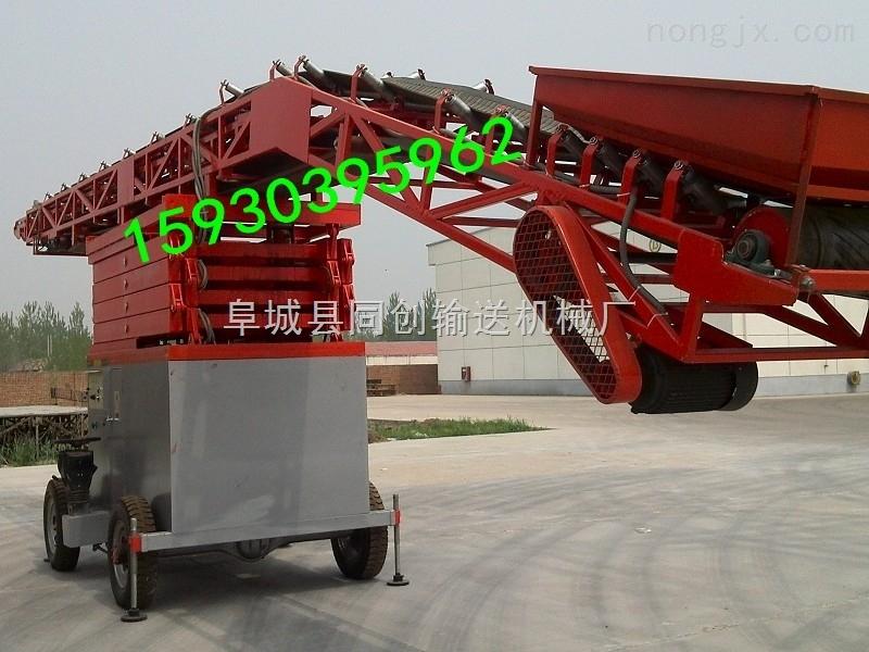 产品库 农业机械 运输机械 输送机 wy-25 移动式液压粮食装仓机补仓机图片