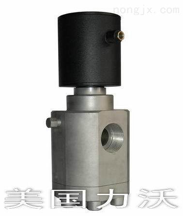 LEO-进口不锈钢高压电磁阀