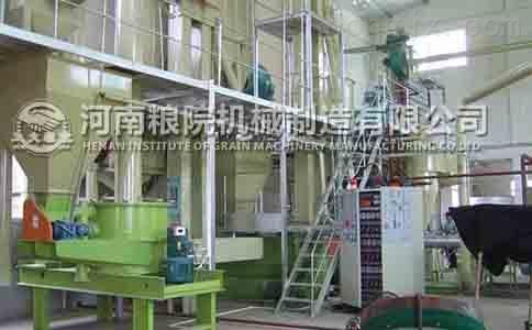 河南粮院供应饲料膨化机组,饲料膨化设备