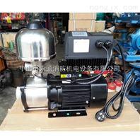SMI10-2不锈钢背负式变频泵