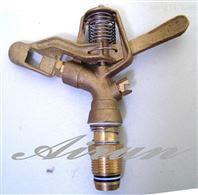 铜摇臂喷头 全圆铜摇臂喷头