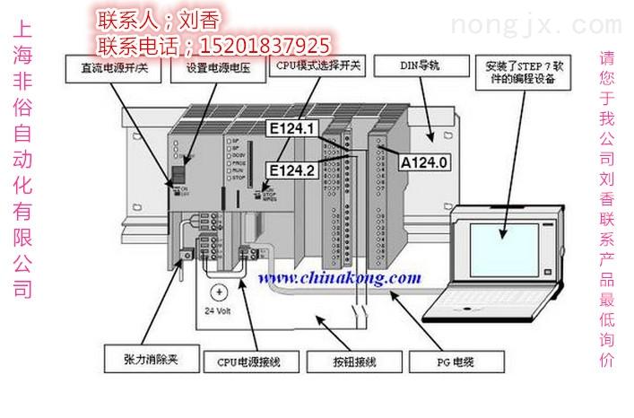 """第二步:到计算机的""""控制面板""""中找到""""Set PG/PC interface"""",如图3-2所示,并打开:  图3-2 选择""""CP5611(MPI)""""方式,若网卡没有出现在列表中,则点击""""Interfaces—Select"""",来安装网卡。然后返回,点击""""Diagnostics""""按&l"""