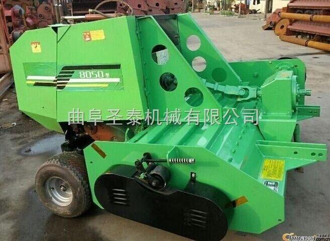 ST-1000-曲阜圣泰青贮收获机 收玉米秸秆机械
