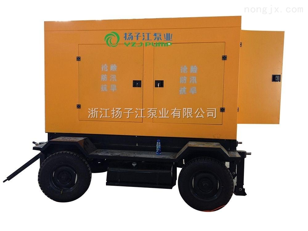 自吸泵:XBC型柴油機式自吸排污泵