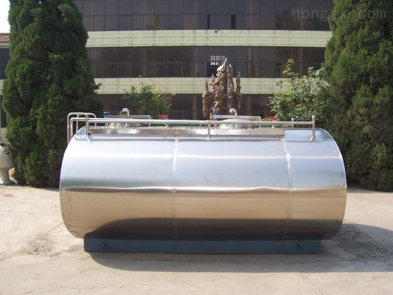 立式直冷式储奶罐/车载式奶罐(上海科劳机械)