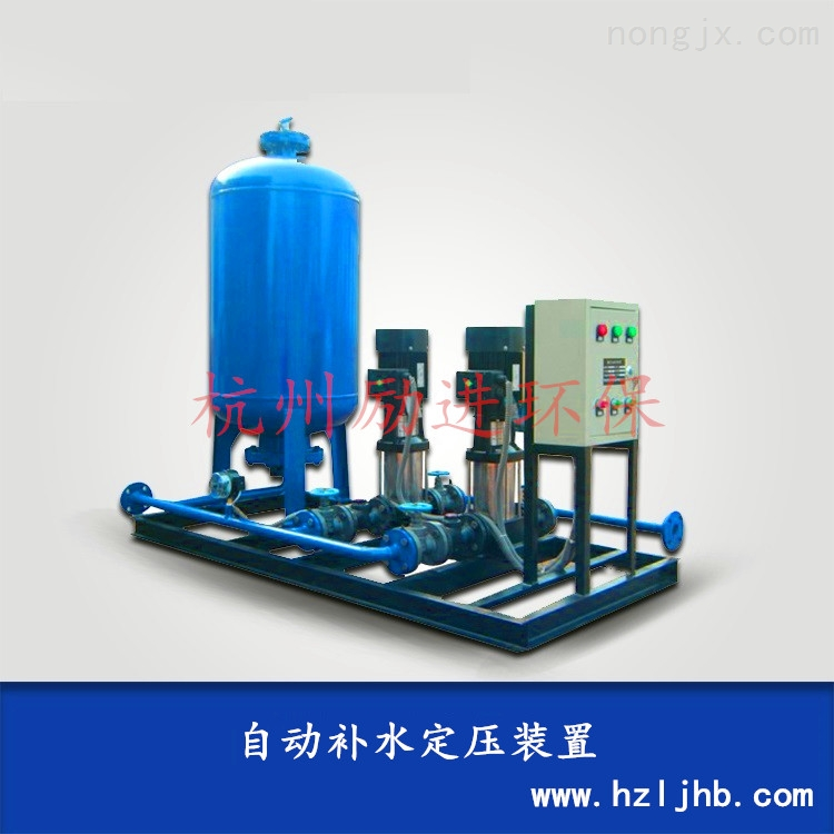 定壓補水真空脫氣機組功能