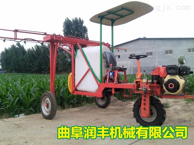 自走式农用打药车 蔬菜打药喷雾器