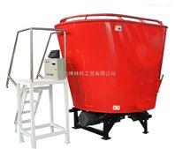 青岛博林特固定式TMR搅拌机  搅拌撒料车