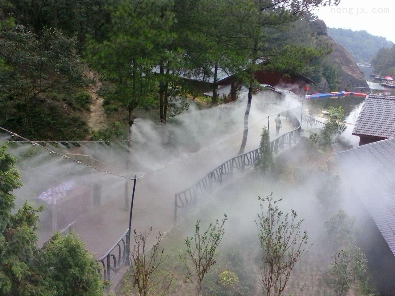 西城区室内喷雾加湿装置