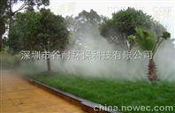 新疆公路喷雾除尘设备喷雾除尘系统