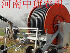 河南供应卷盘式喷灌机多少钱行走式喷灌机厂家