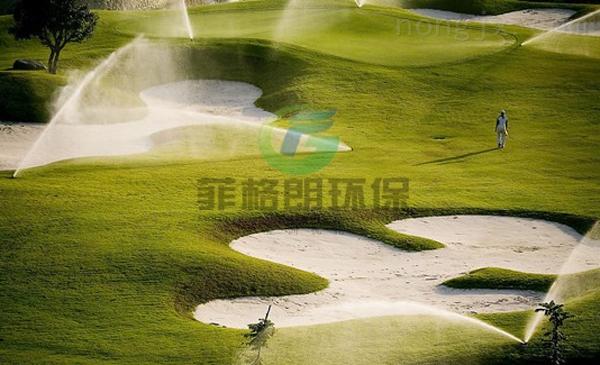 高尔夫灌溉设备价格
