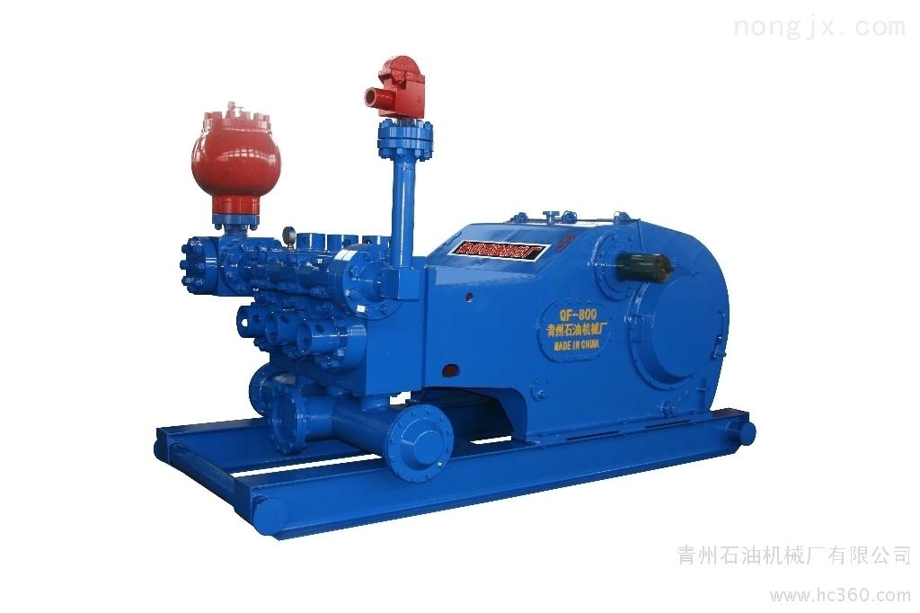 衡阳BW160/10新型高压卧式泥浆泵(注浆泵)