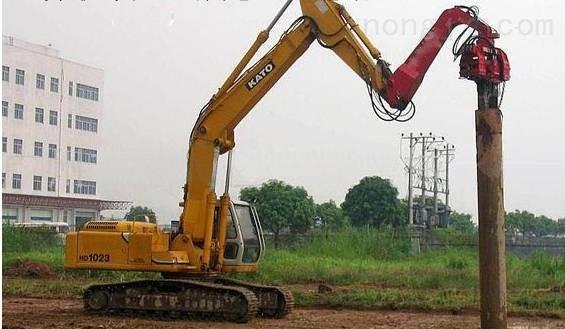 供应华鑫机械HX-004打桩机、优质柴油锤打桩机、高品质弹簧振动锤