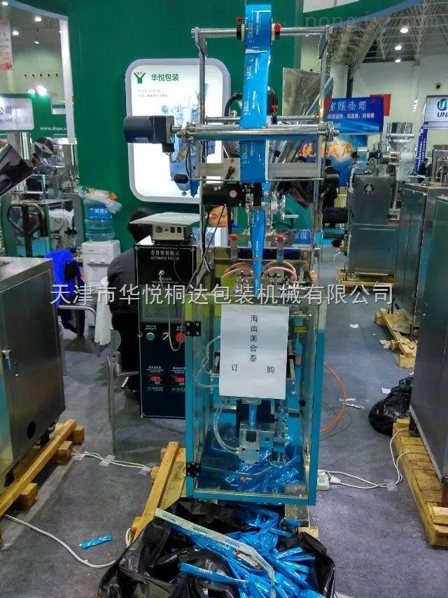 DXDF-100HR 单列圆角奶粉包装机